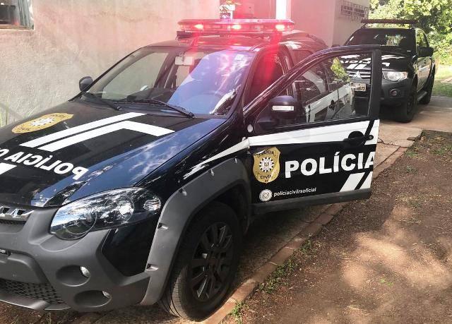 Polícia Civil prende autor de violência doméstica em Porto Xavier