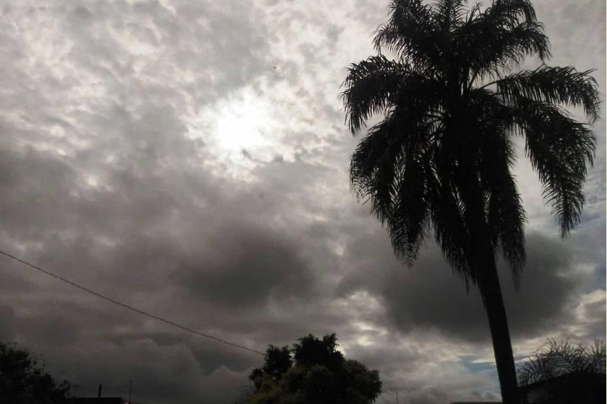 Virada do ano sem chuva e com temperaturas amenas na região