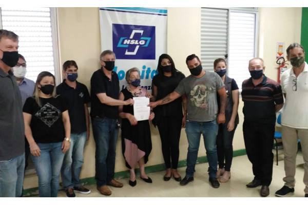Firmado contrato para início das obras de reforma e readequação do HSLG