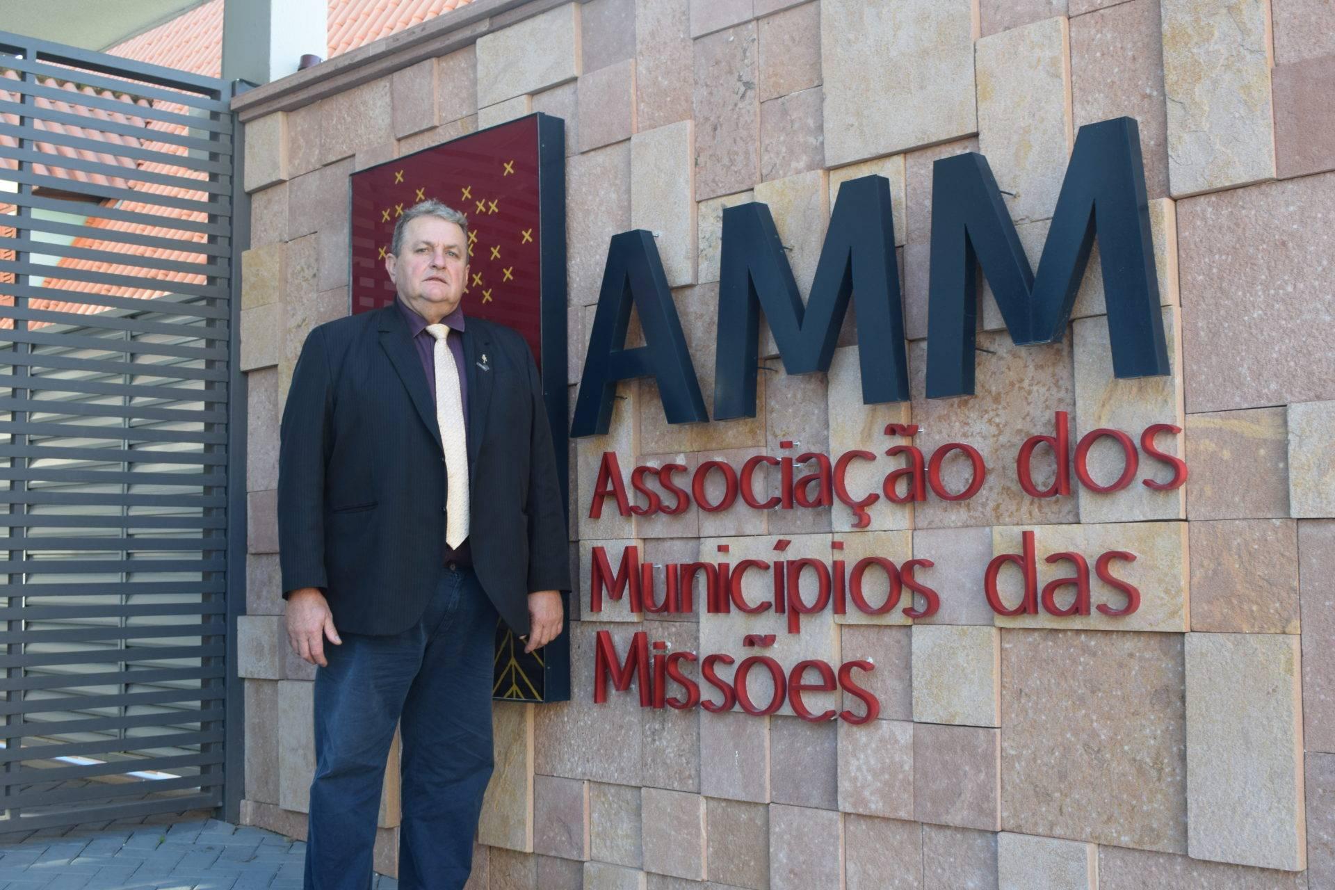 Ademir Gonzatto se despede da presidência da AMM nesta sexta-feira