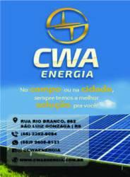 CW A – Energia Solar