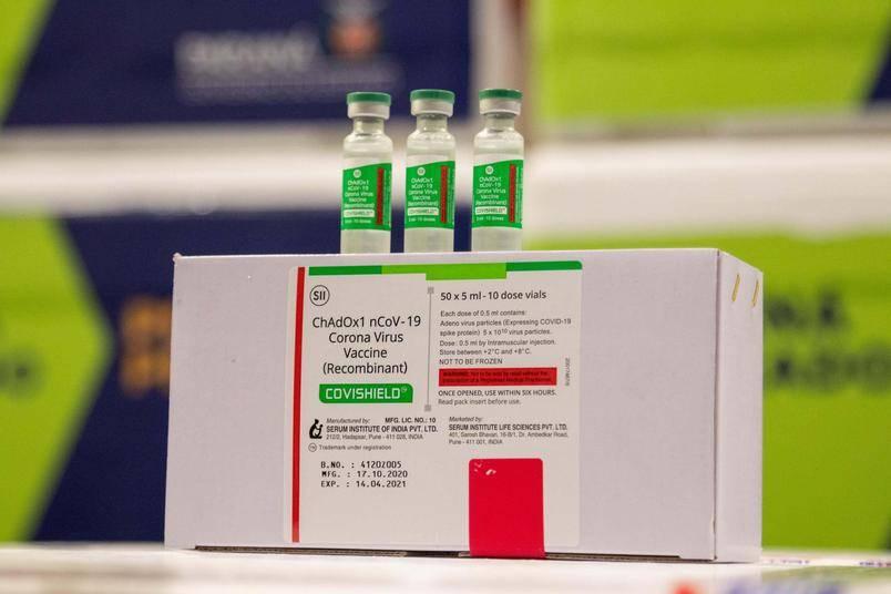 São Luiz Gonzaga receberá 290 doses da vacina de Oxford/AstraZeneca