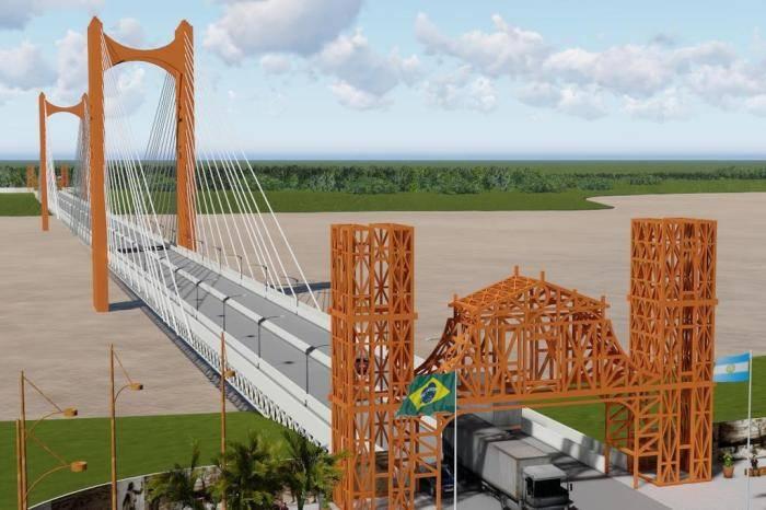 Ponte de Porto Xavier está entre as prioridades da bancada gaúcha em Brasília