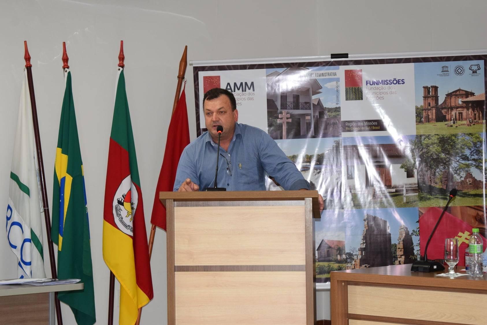 Presidente da AMM mostra preocupação com a situação da pandemia na região