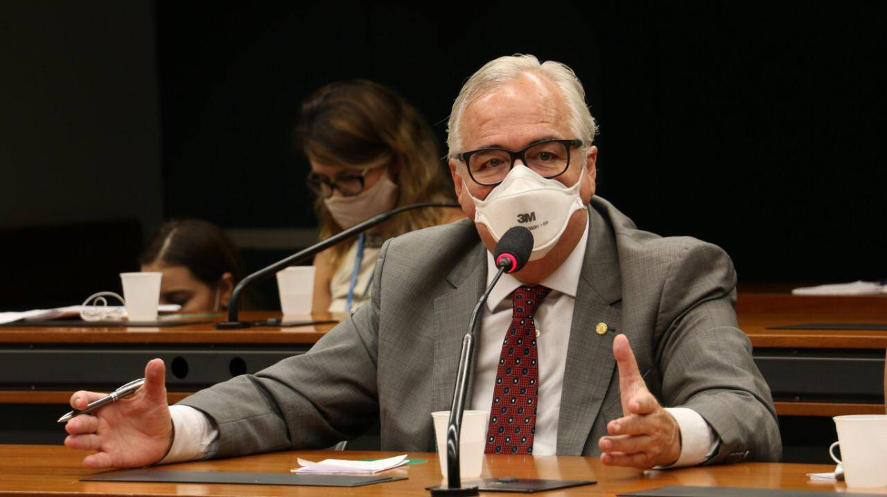 Deputado Pedro Westphalen é empossado como diretor de Seguridade e Saúde
