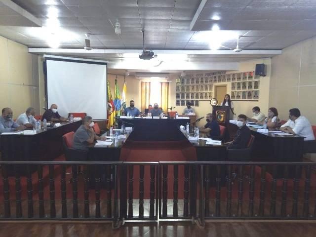 Na 5ª Sessão da Câmara no ano, vereadores apresentam 26 proposições e uma Moção de Reconhecimento