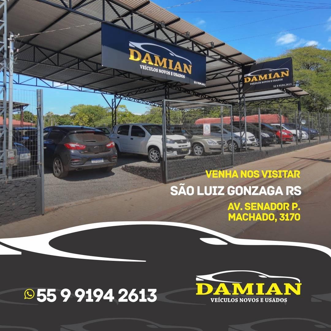 Damian Veículos oferece condições especiais para produtores rurais e CNPJ