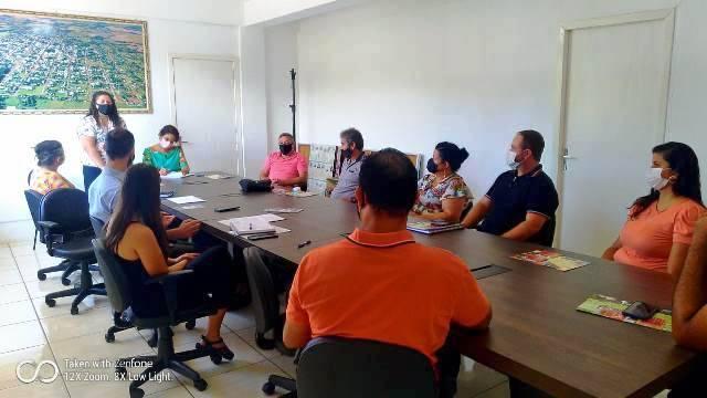 SMEC promove 1ª reunião com o COMTUR e ACI de Santo Antônio das Missões