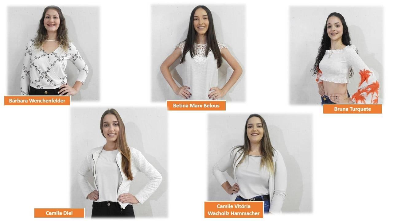 Anunciadas as candidatas a soberanas de Roque Gonzales