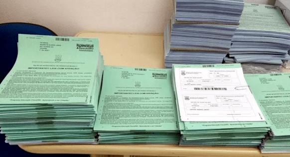Setor de ICMS de Bossoroca totalizou a revisão 97,2% das inscrições do município revisadas