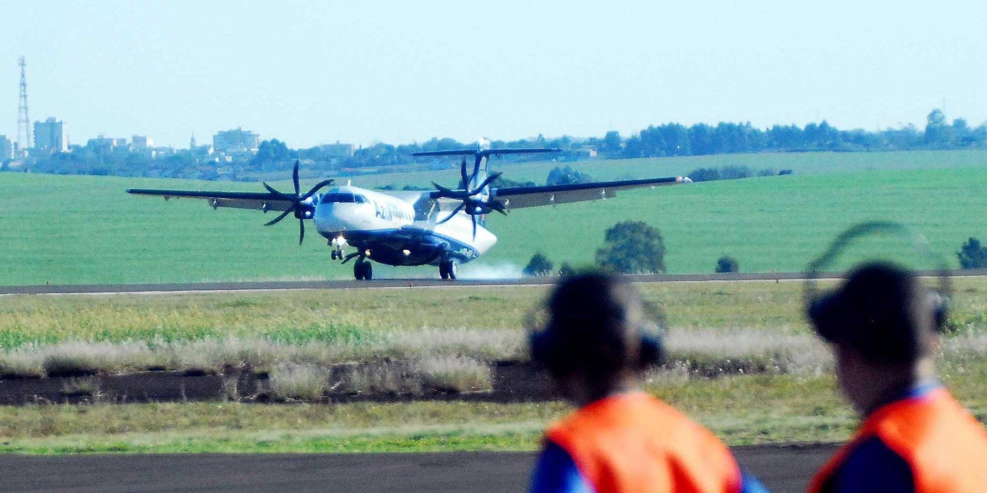 Liberado recurso para contratação da empresa que irá ampliar o Aeroporto de Santo Ângelo