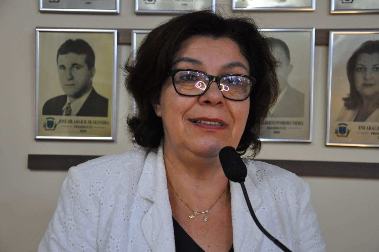 Ana Barros destaca a contribuição de deputados do PT à saúde de São Luiz Gonzaga