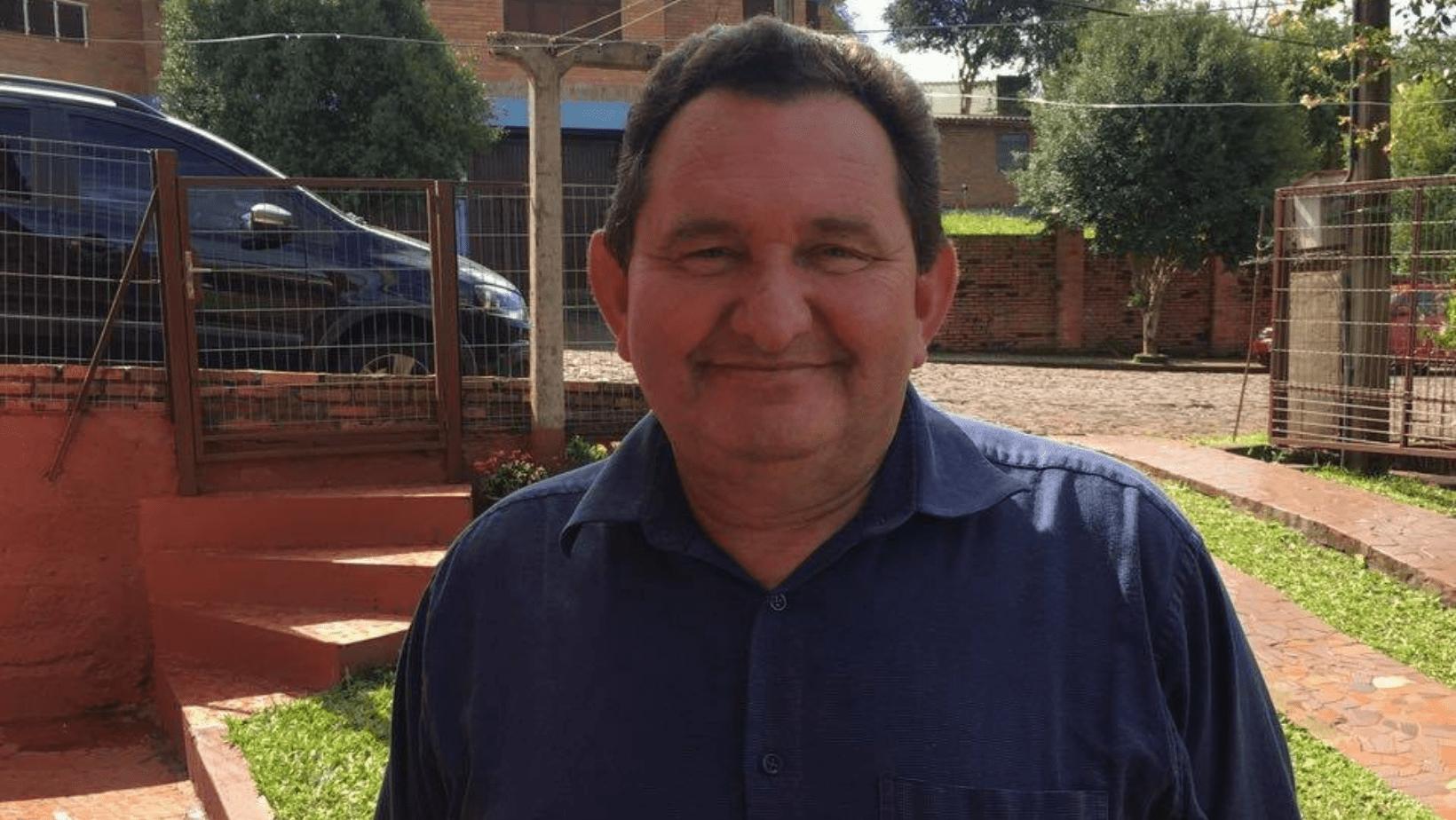 Morre Valdir Lenz, ex-presidente do Rotary de São Luiz Gonzaga