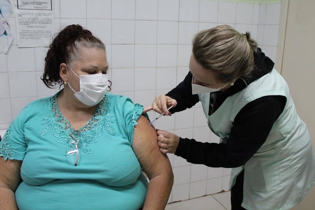 São Luiz Gonzaga inicia a aplicação de doses da vacina da Pfizer