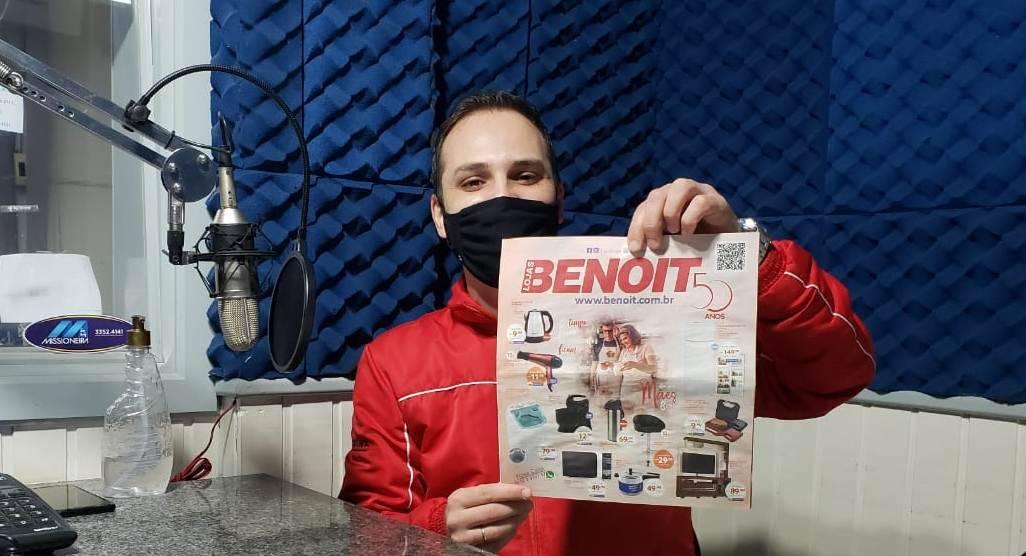 Benoit está com superpromoções de geladeiras e fogões a lenha