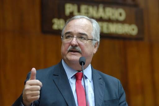 Deputado Pedro Westphalen defende vacinação como única solução para o fim da pandemia