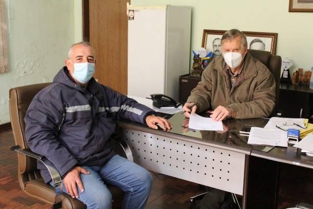 Município formaliza pedido de doação de bens apreendidos pela Receita Federal