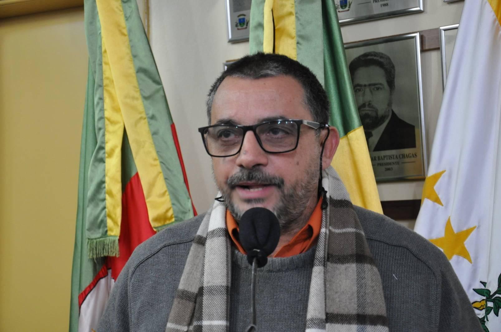 Vereador Valmir comenta as principais demandas trabalhadas na Casa Legislativa