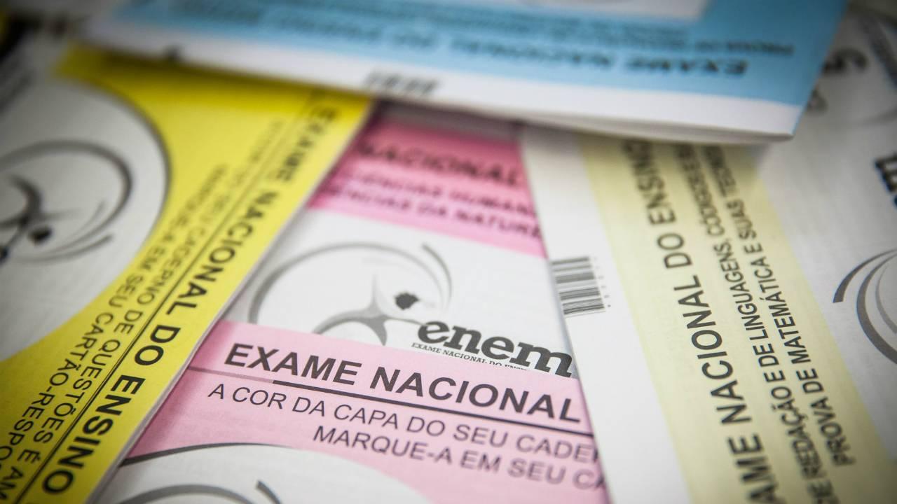Governo do Estado pagará inscrição do Enem para alunos que tiveram a taxa de isenção negada