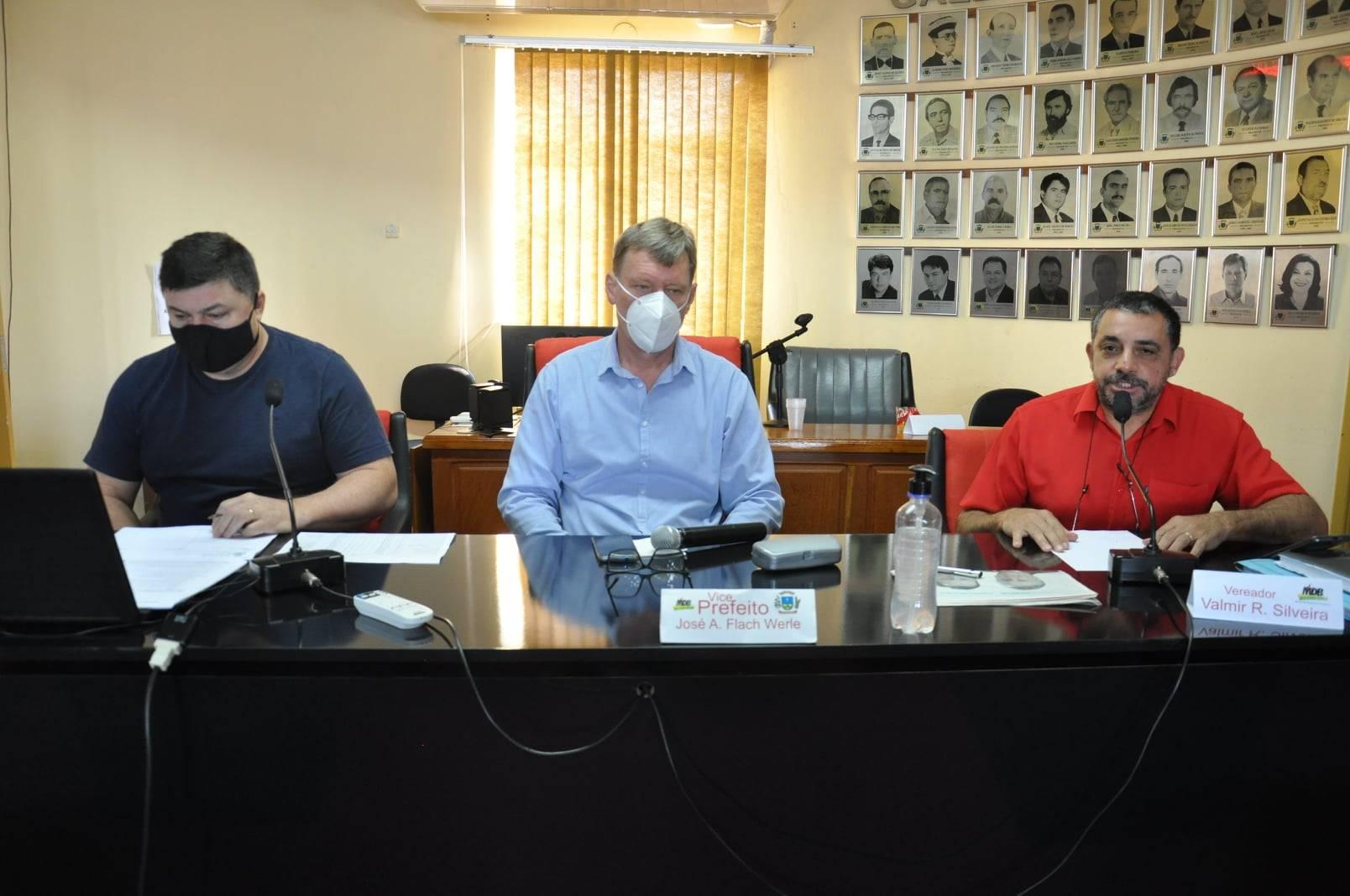Lei de Diretrizes Orçamentárias de 2022 é apresentada em Audiência Pública