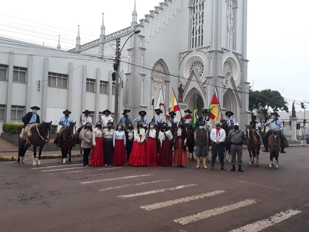 Semana Farroupilha de São Luiz Gonzaga: confira a programação