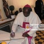 RDC-Covid-19 : Mgr Sikuli favorable à la tenue du 3ième Congrès Eucharistique National à juin 2021