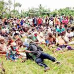 Nord-Kivu: 1504 déplacés bénéficient de l'assistance de la Croix-Rouge à Mangina