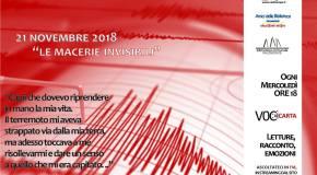 """Voci di Carta: """"Le Macerie Invisibili"""" dell'Osservatorio sul Doposisma"""