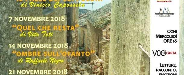 """Voci di Carta: """"Quel che resta. L'Italia dei paesi tra abbandoni e ritorni"""" di Vito Teti"""