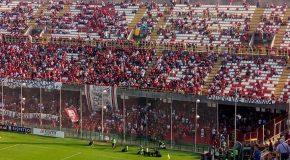 Salernitana ancora sciupona: il Perugia pareggia nel finale