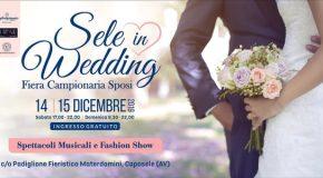 Sele in Wedding a Materdomini, Caposele
