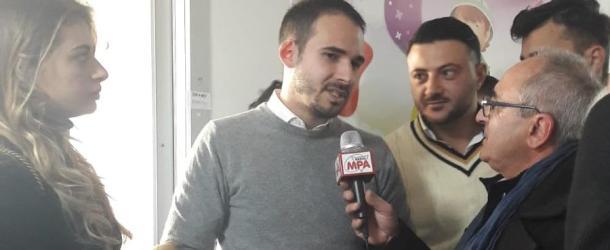 Radio MPA: befana all'Ospedalieri San Giovanni di Dio e Ruggi d'Aragona di Salerno