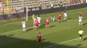 Una brutta Salernitana perde a Perugia subendo un solo tiro in porta