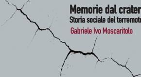 """Memorie dal cratere"" di Gabriele Ivo Moscaritolo"