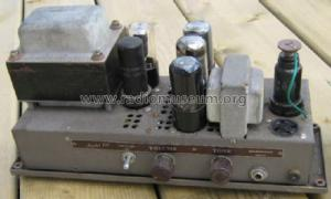 Model 601 AmplMixer Bell & Howell, Wheeling Illinois, build