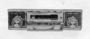 BP260S3 Car Radio Fujitsu Ten Limited TEN; Kobe, build 1975
