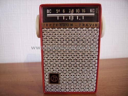 JT-F 211 Radio Jefferson Travis Corp.; New York, NY, build 1