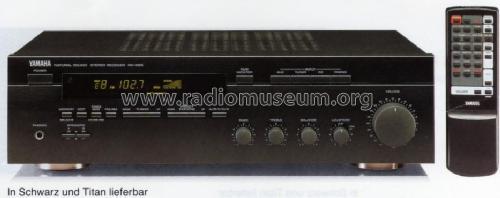 M4Y Ersatz Fernbedienung passend für Modell Yamaha RX 385 ...