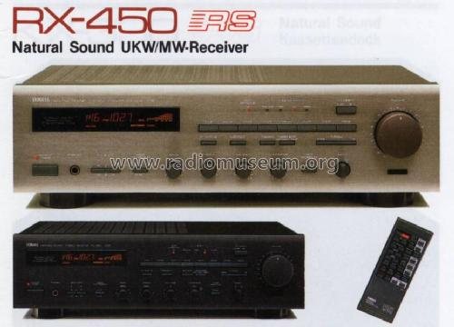 Yamaha Stereo Receiver - Bing