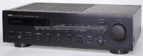 Natural Sound UKW/MW Stereo Receiver RX-350 Radio Yamaha Co.