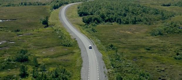 La canzone della pubblicità Volvo V90 2016