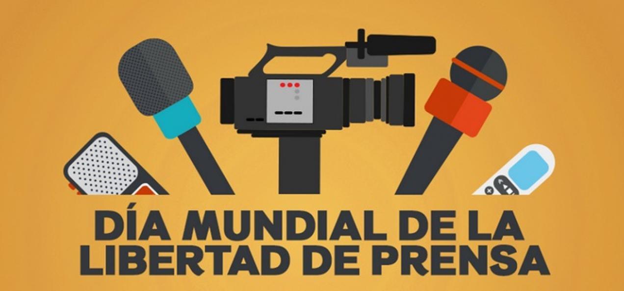 Resultado de imagen de día internacional de la libertad de prensa