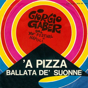 'A pizza