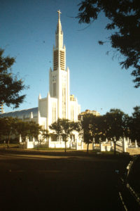 Cathedral of Our Lady of the Immaculate Conception in Maputo