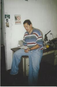 Sigfredo Rivera, general director of Homies Unidos