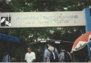 Universidad centroamericana José Simeón Cañas
