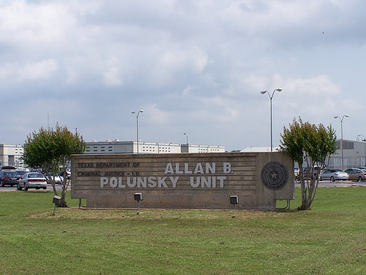 Allan B. Polunsky Unit, West Livingston, Texas