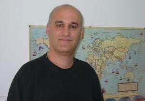 Dr Daniel Dor, Department of Communications at Tel Aviv University