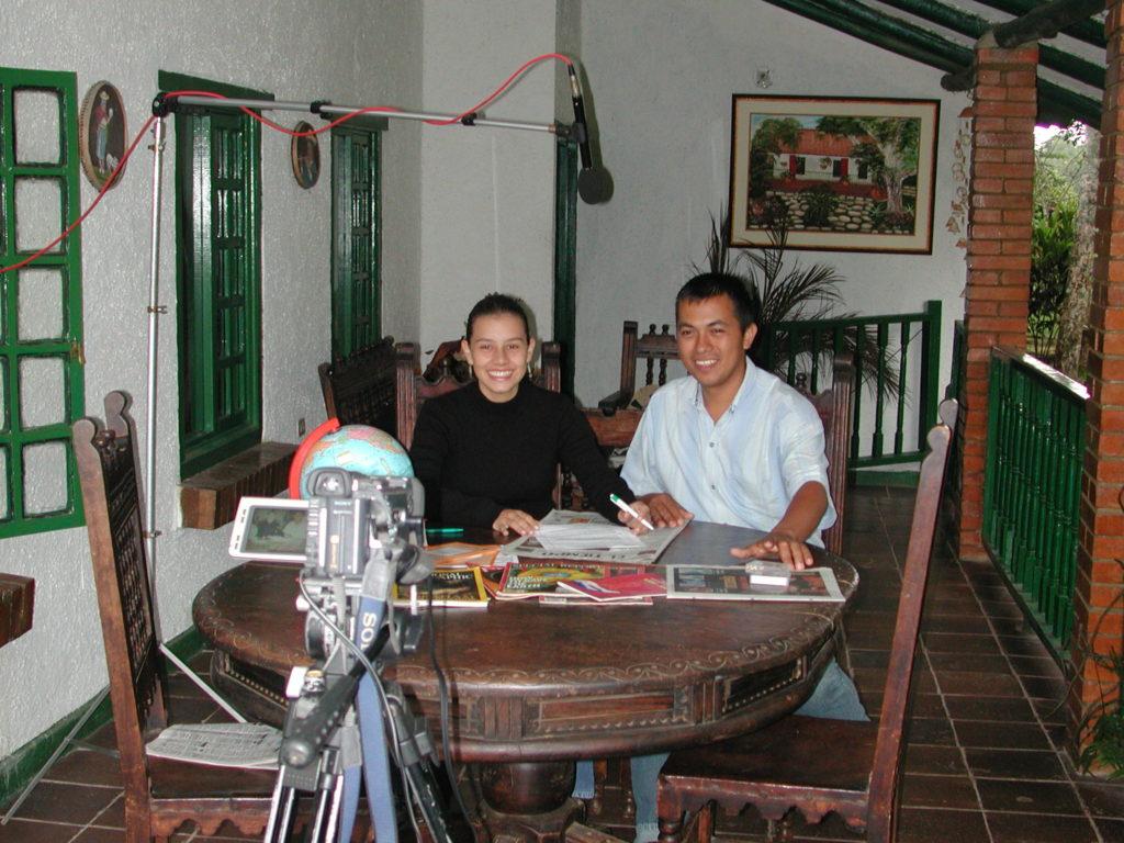 EduTV broadcast