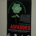 ASFADDES poster